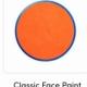 رنگ گریم اسنازارو 18 میل رنگ نارنجی
