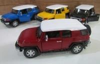 اتومبیل فلزی مدل تویوتا کروز