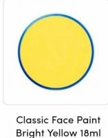 رنگ گریم اسنازارو 18 میل رنگ زرد روشن