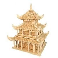 پازل چوبی برج یویانگ