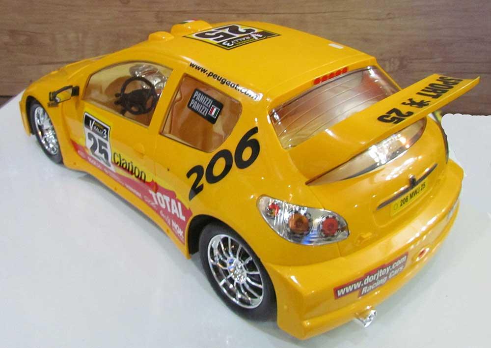 ماشین 206 بزرگ قدرتی