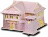 خانه تبتی سبک  B   ( سه لایه )