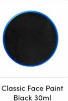رنگ گریم اسنازارو 18  میل رنگ مشکی